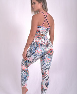 NC Elite Shape Etnico Leggings