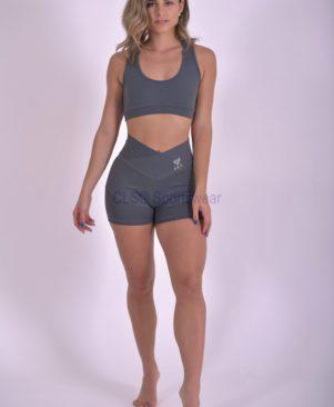 NC Grafite Mesh Short Shorts
