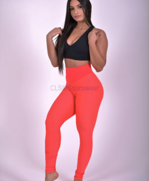 NC Glow Textured Leggings Colombina