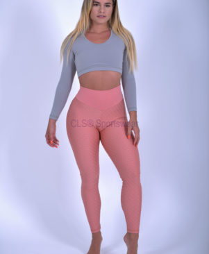 NC Glow Textured Leggings Merge