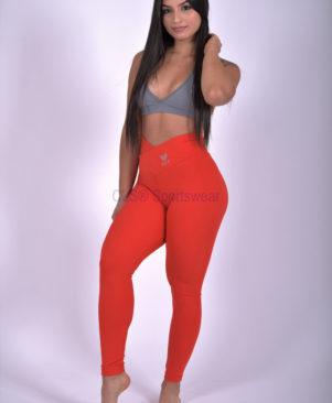 NC Shape Leggings Vermelho
