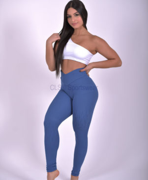 NC Off Beat Textured Leggings Holandes