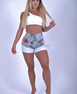 Elite Shape Etnico Mesh Shorts (Custom-Made)