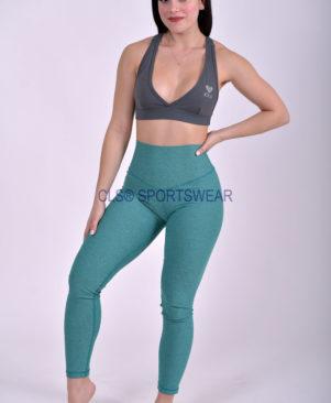 NC Yoga Leggings Fuse Jade