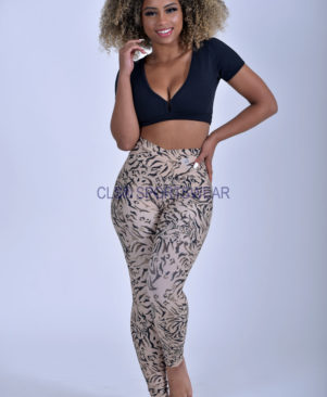 NC Physical Lynx Leggings