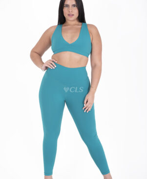 NC Essential Leggings Jade