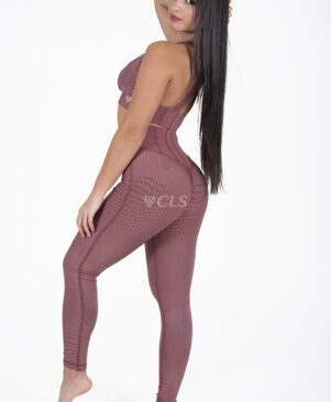 NC Contour Max Leggings Blush