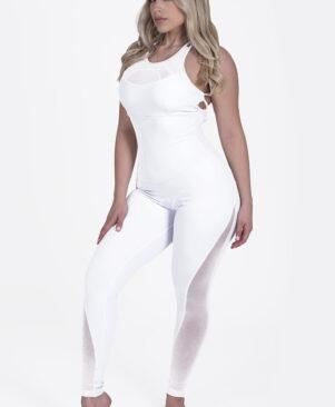 NC Amy Bodysuit Branco
