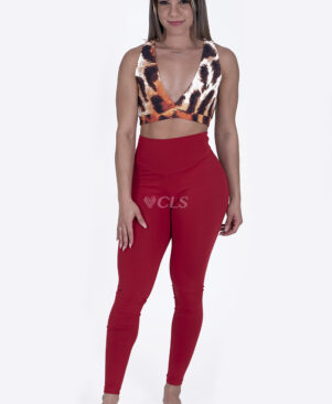 NC Confort Scarlet High Waist Leggings