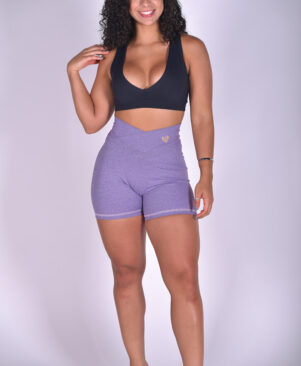NC Shape Seamless Front Shorts Fuse Aurora