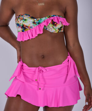 NC Lui Mini Skirt Cristal