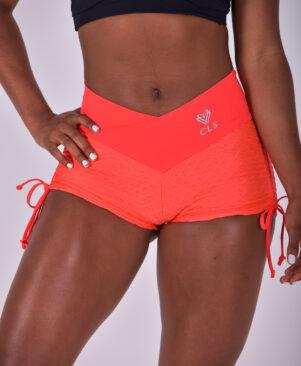 NC Glow Side Tie Shorts Colombina