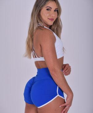 NC Meia-Lua Confort Short Shorts Palace Blue